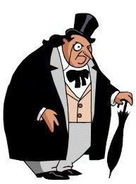 Pinguim - Galeria de Personagens de Desenhos Animados - GPDesenhos.com.br