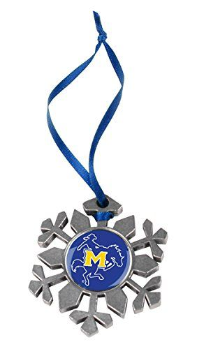 McNeese State Cowboys Christmas Ornament NCAA Christmas Ornaments