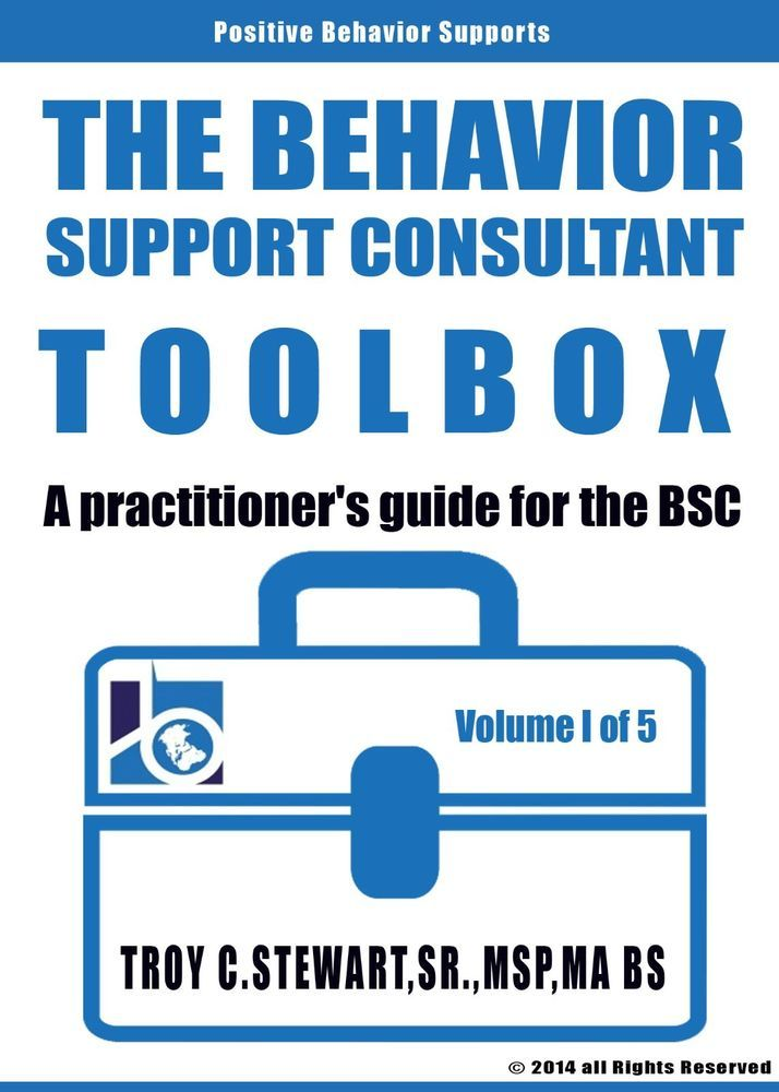 The Behavior Support Consultant Toolbox  Giving Works Item Add as favorite 10% of the sale of this item will benefit Tuesday's Children Tuesday's Children was founded to promote long-term healing in all those directly impacted by the events of September 11, 2001. Our mission today is to keep the promise to those children and families while serving and supporting communities affected by acts of terror worldwide.