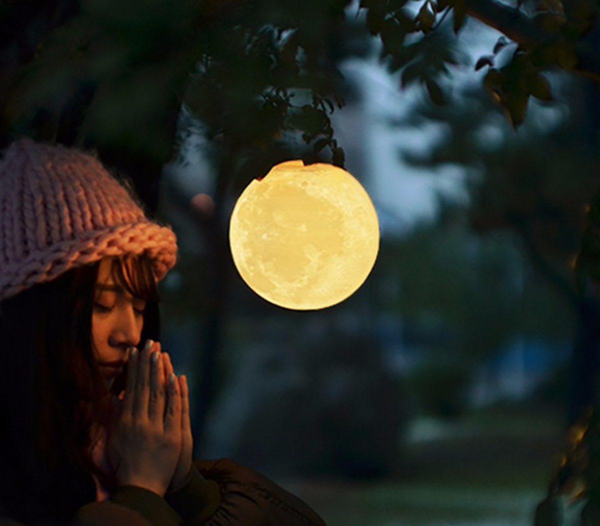 Mondlux Led Lampe Led 3d Druck Design