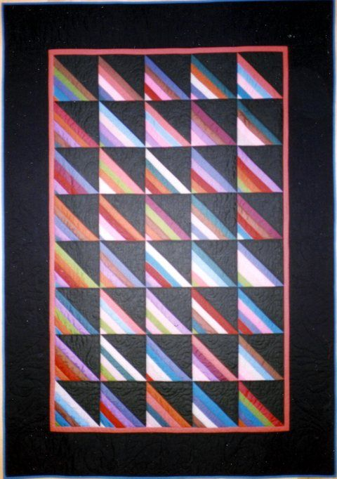 Quilts + Color: Amish quilts make my heart sing! Rerun