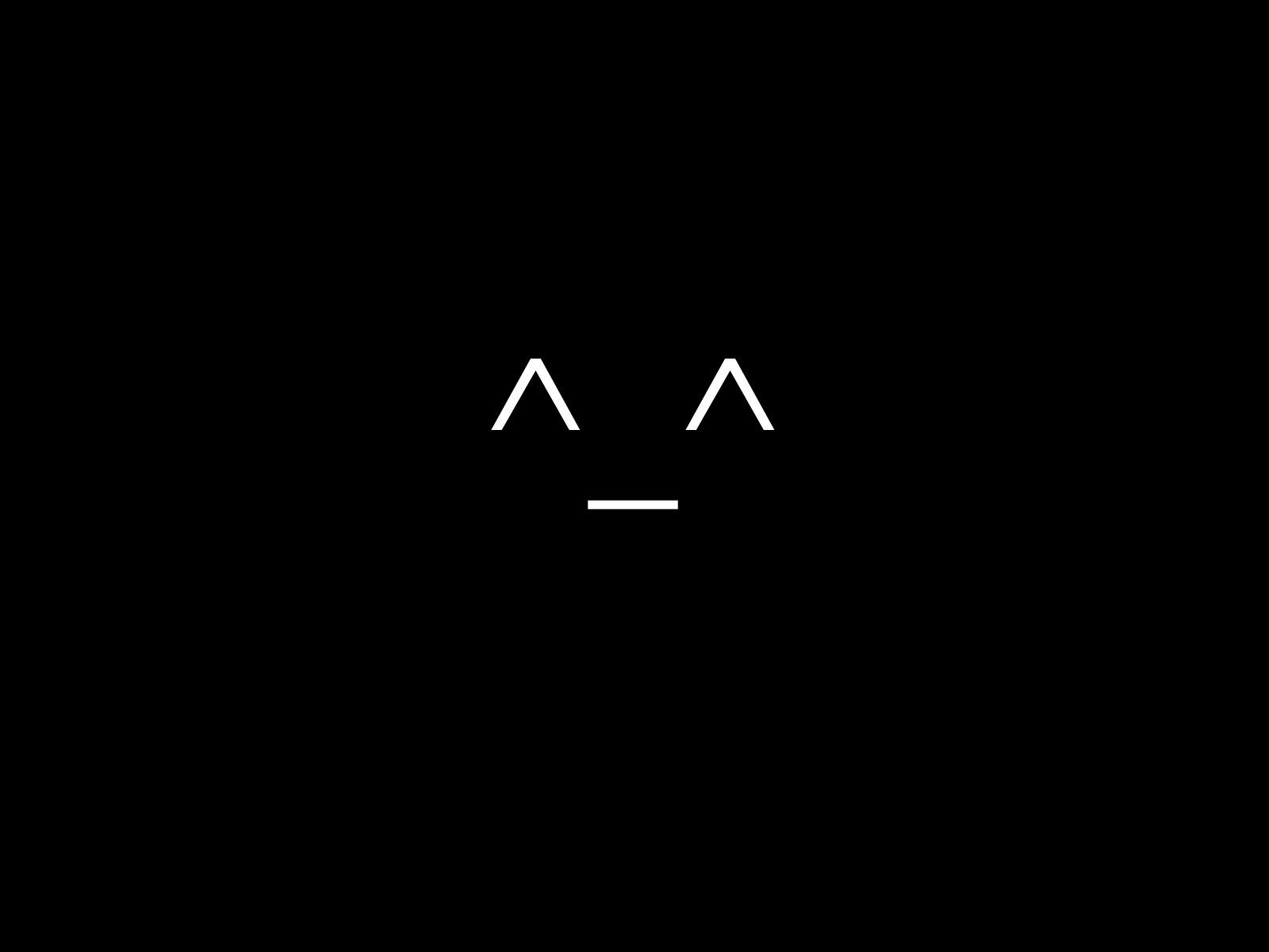 Minimalistic Smiley Face Emoticon 1600x1200 Wallpaper Apple Wallpaper Wallpaper Backgrounds Phone Wallpapers