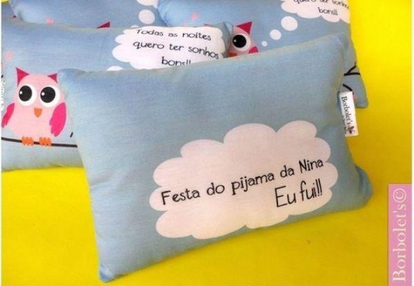 ... Kit Lembrancinha Festa Do Pijama ...