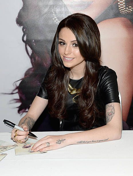 731b5f737 Cher Lloyd promotes the new CD 'Sorry I'm Late' at NBC Experience Store on  May 27 2014 in New York City
