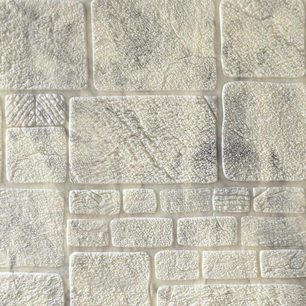 2020 的 1pcs Brick Anti-collision 3d Self-adhesive Wallpaper 主题