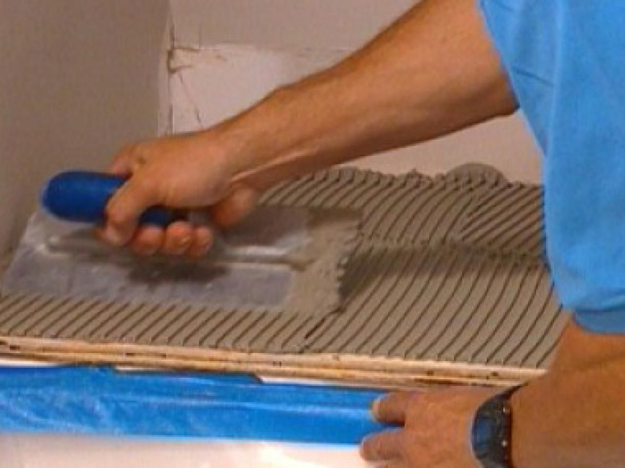 How to install tiles on a kitchen countertop howtos