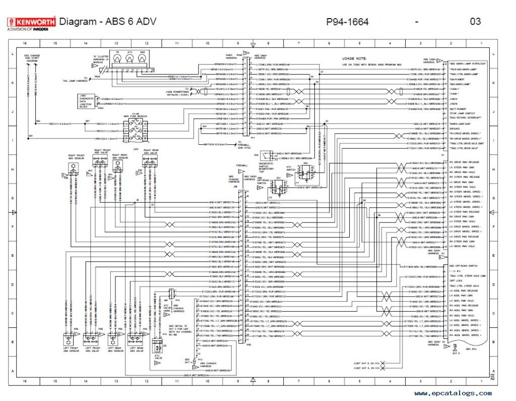 small resolution of kenworth t800 wiring diagrams tps wiring diagram third level electrical wiring diagrams for kenworth t800 the