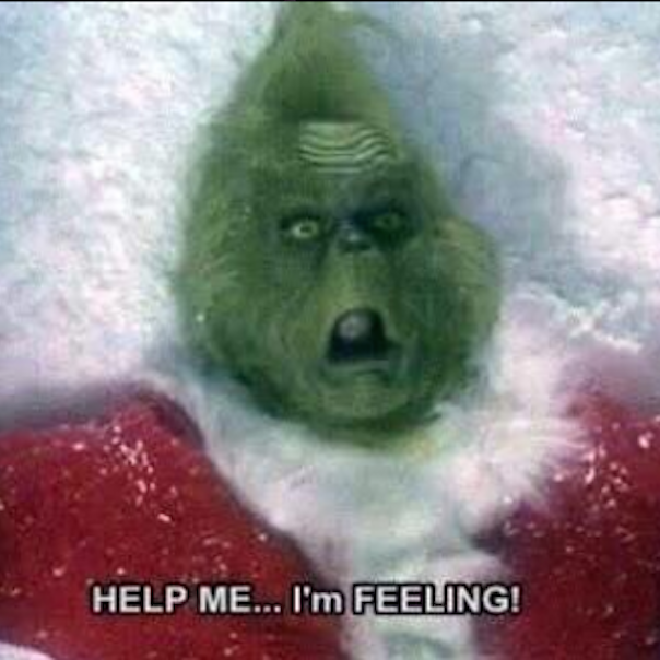 17 Signs You're Actually The Grinch Funny baby quotes