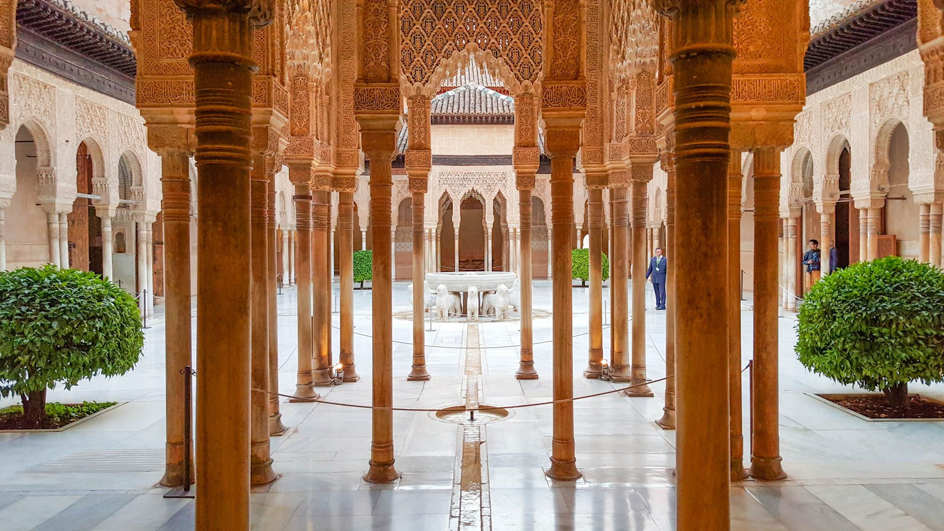 Exploring The Alhambra Palace And Fortress In Granada, Spain   Alhambra  palace, Alhambra spain, Medieval castles in europe