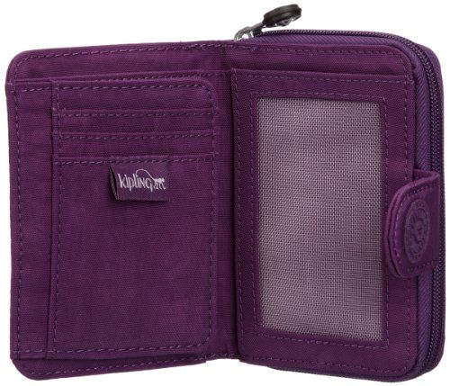 Kipling NEW MONEY K1389163C - Monedero de nailon para mujer 0fd1199dab3