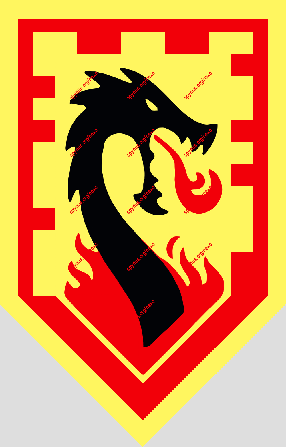 206 - Lava Dragon | Tomas\' Nexo Knight Powers | Pinterest | Legos ...