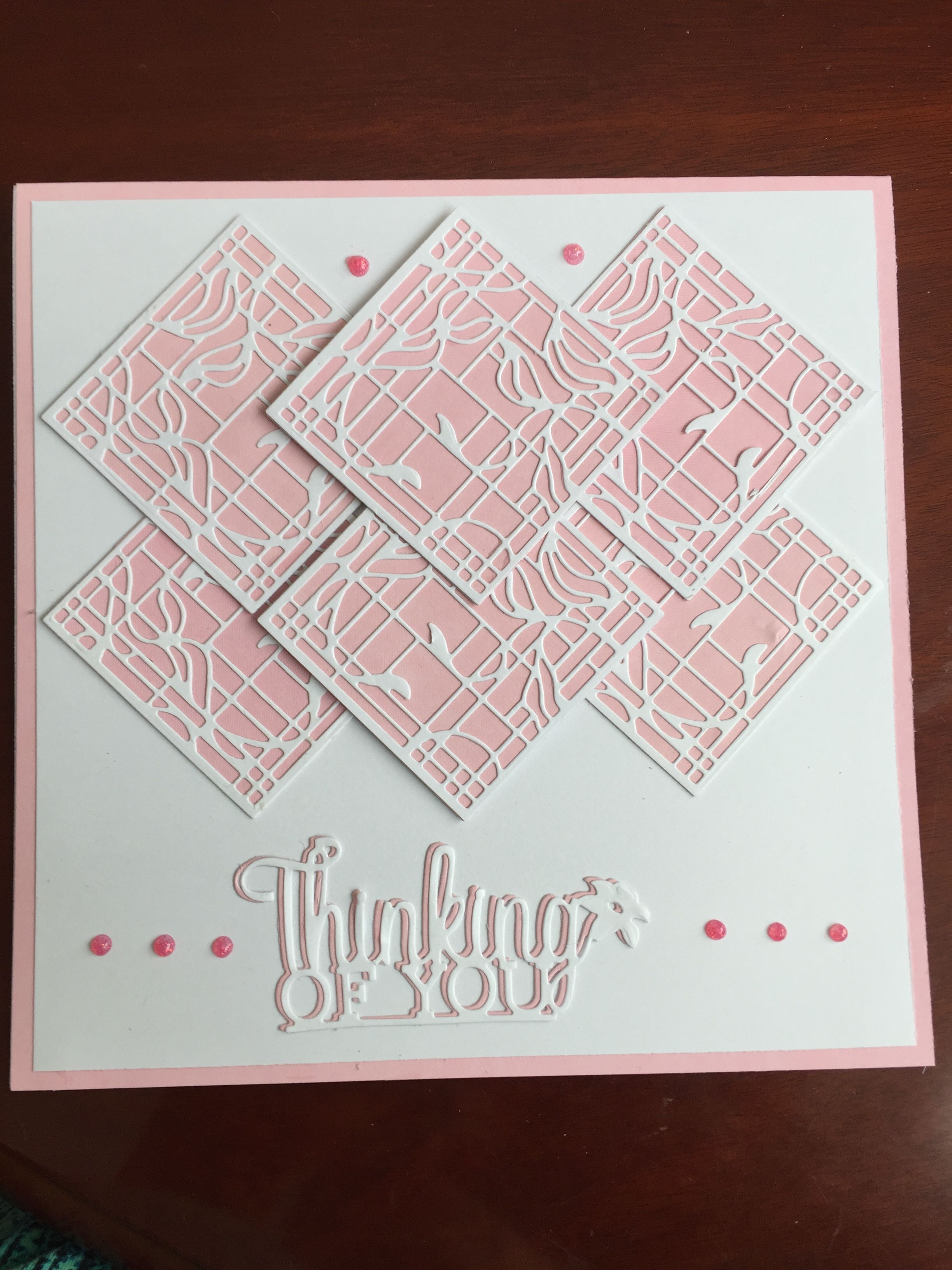 pink  white on tonic island  greeting cards greetings