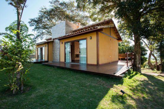 Se você está pensando em construir uma casa de campo ou ador… #casasdecampomodernas