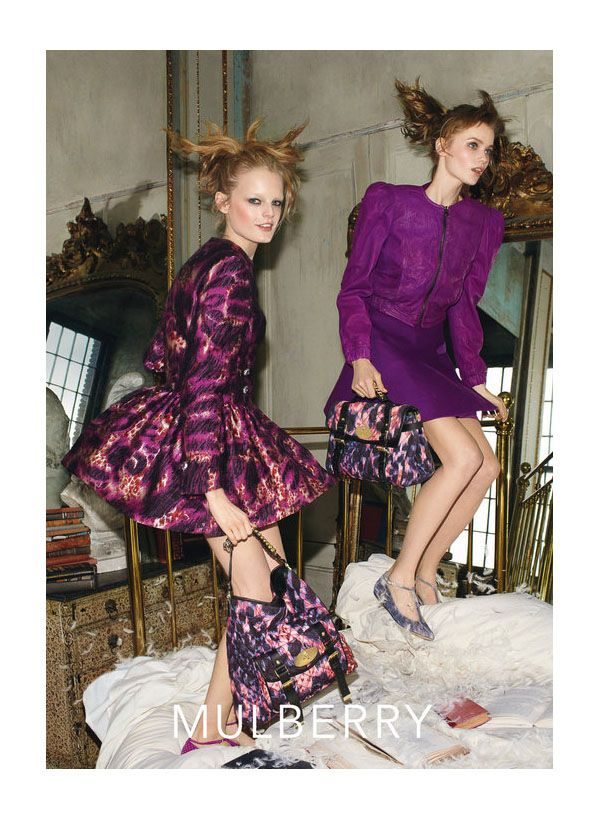 87dac6791912 Mulberry Fall 2010 Campaign