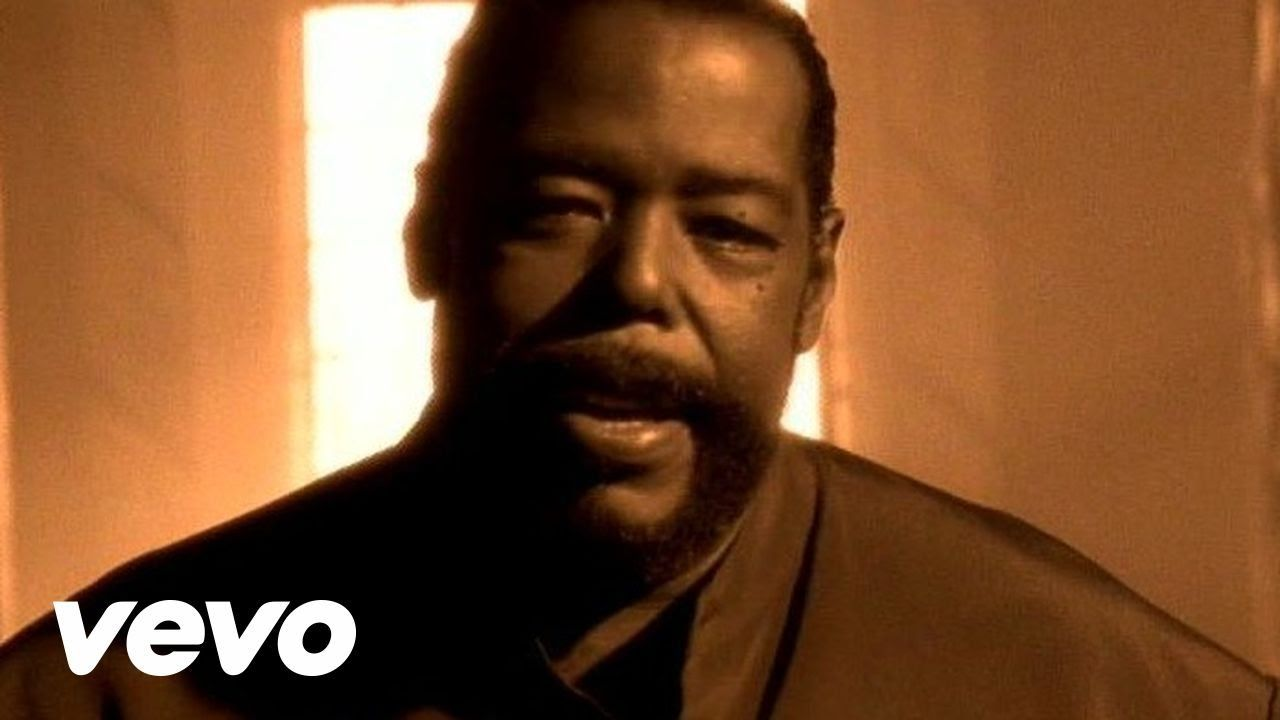 Barry White Practice What You Preach Soul Music