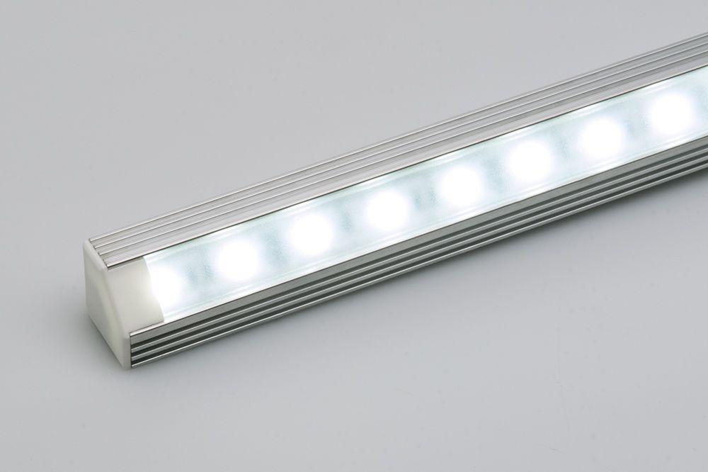 Tan C5 Led Strip Channel Corner Led Aluminum Profile Bookshelf Lighting Led Strip Lighting