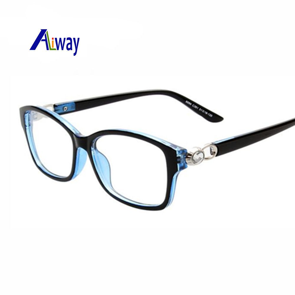 db6428b06a Click to Buy    Aliway 2017 Retro Round Eyeglasses Frame Women Brand ...