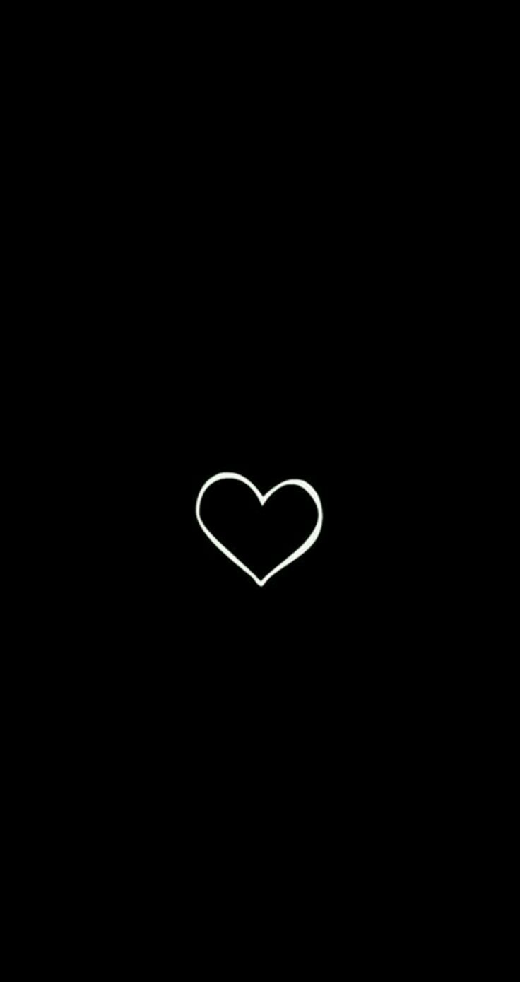 40+ Most Popular Iphone Black Heart Background Wallpaper Hd Love