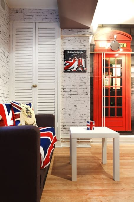 Cool Large Studio In Central London Apartments For Rent