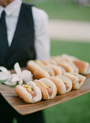 Food & Drink Wedding Inspiration - Style Me Pretty