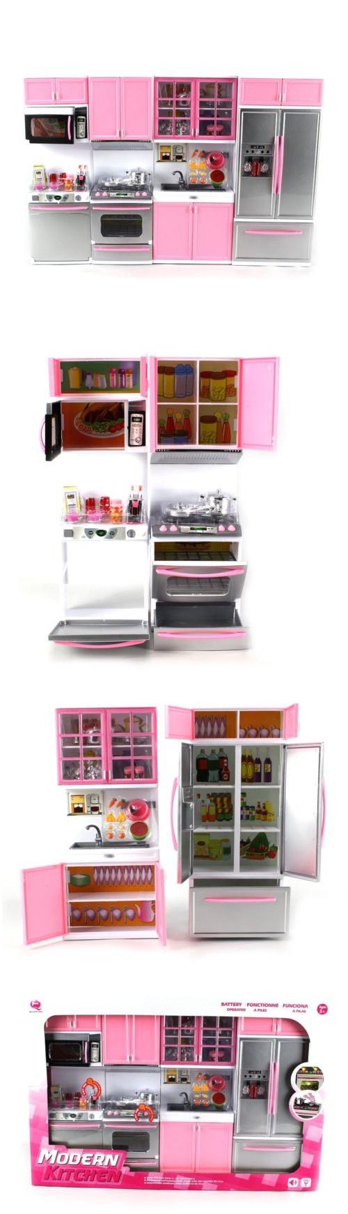 Barbie Kitchen Furniture Kitchens 158746 Dollhouse Furniture Kitchen Playset Barbie House
