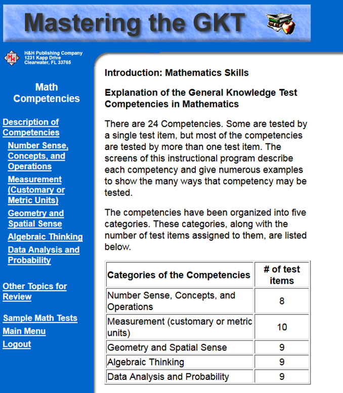 florida teacher certification test general knowledge essay Florida teacher certification exam - thoughts  i passed the florida general knowledge about 4 years agoi don't think i am overly smart, but i passed it easily .