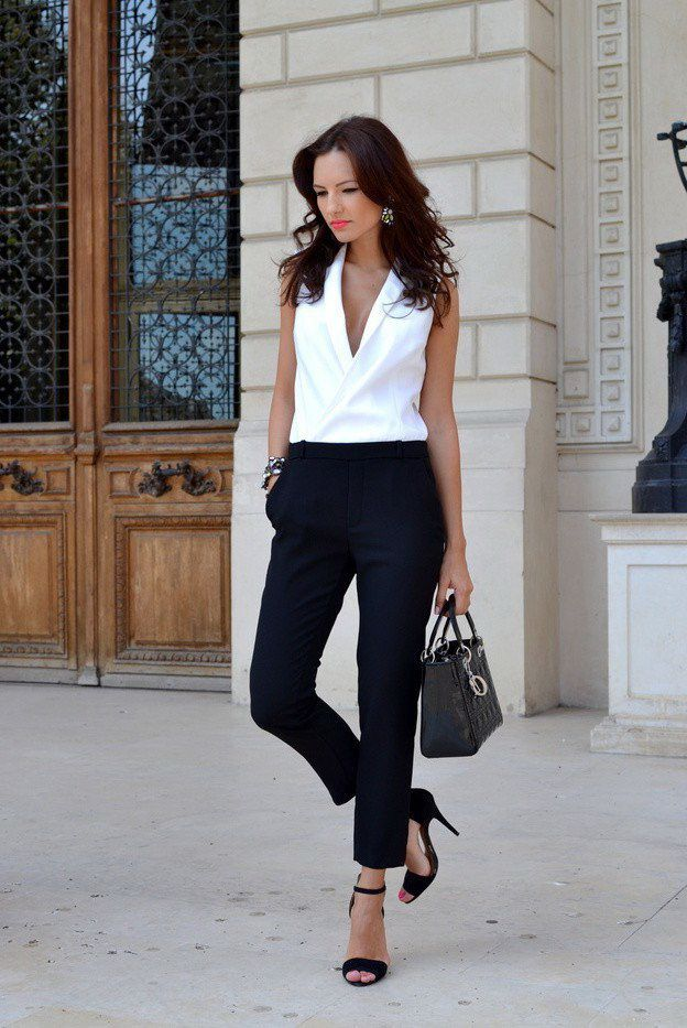 image result for after work smart casual women  trendy