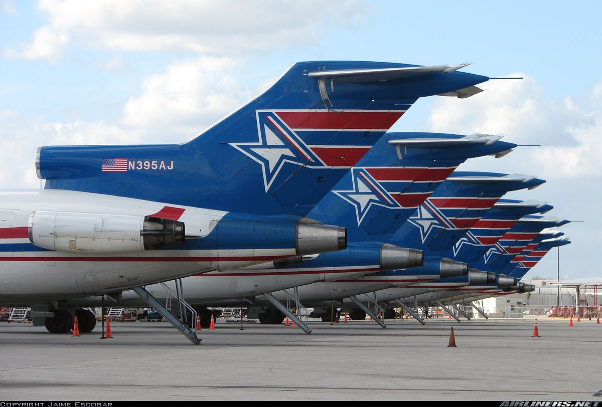 Amerijet Boeing 727233/Adv(F) MIA