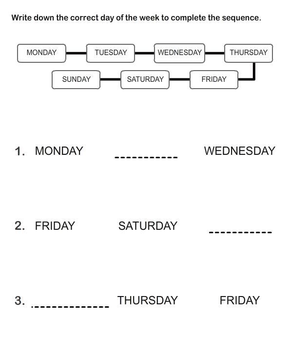Time Worksheet 2 - math Worksheets - kindergarten Worksheets ...