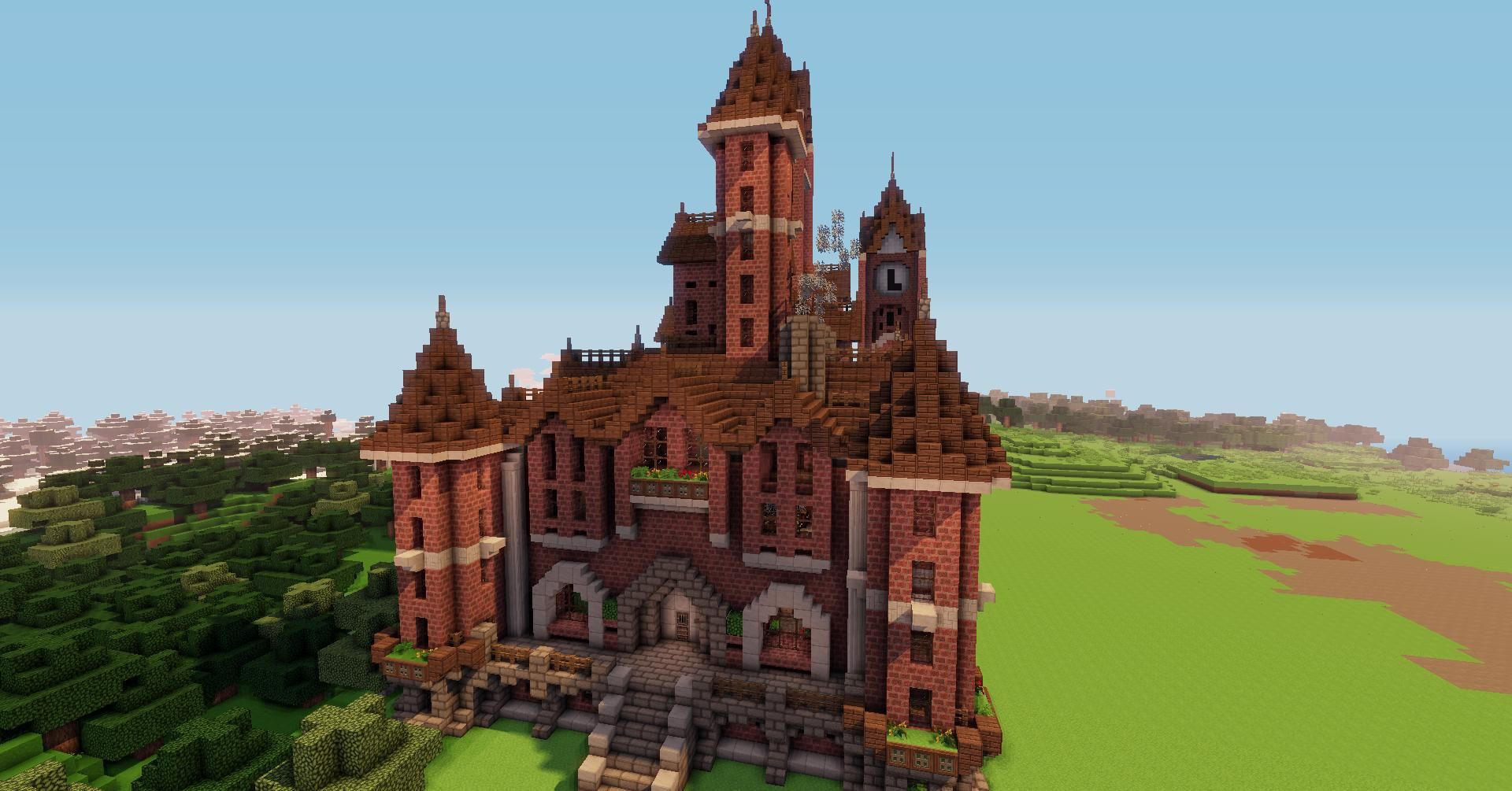 Victorian mansion download maps discussion maps mapping victorian mansion download maps discussion maps mapping and modding minecraft forum baditri Gallery