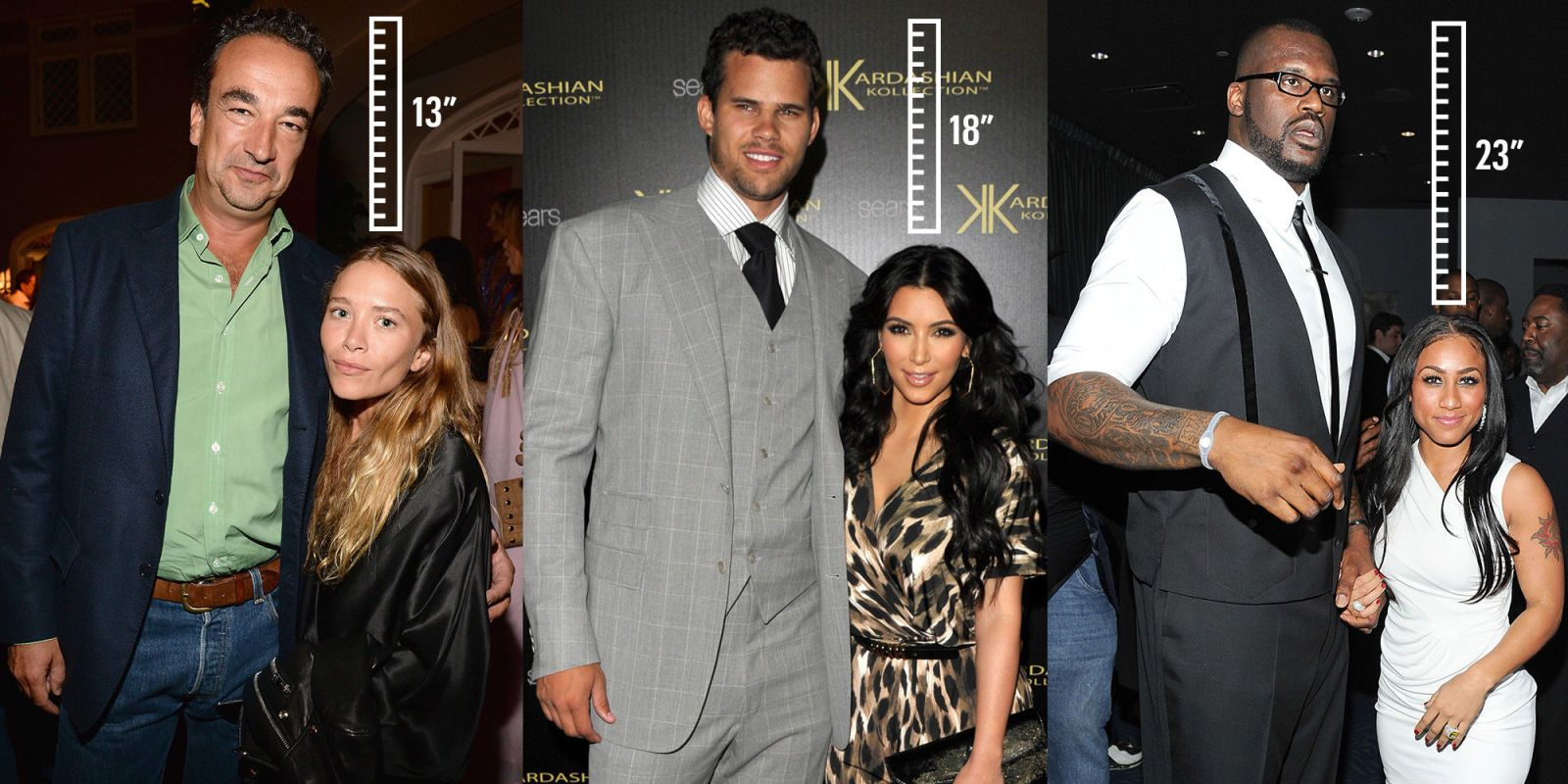 21 Celebrity Couples With A Major Height Difference Celebrity Couples Celebrities Same Height Couples