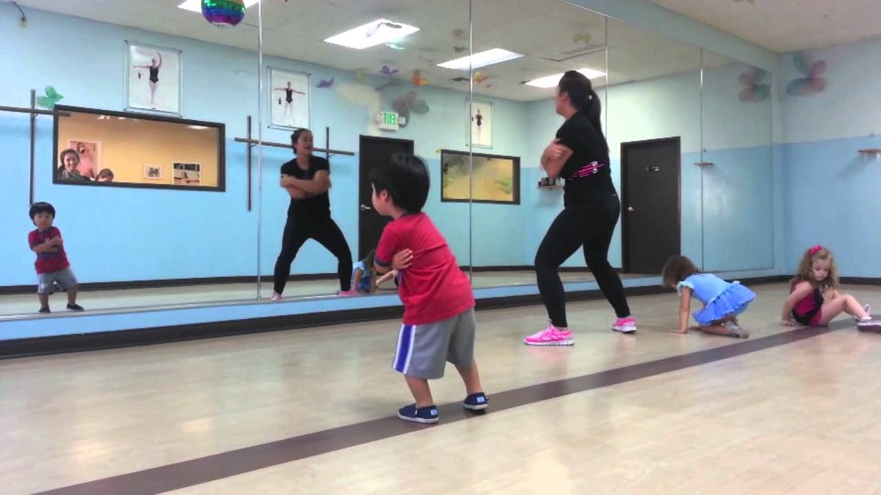 Hip hop dance class for kids 3 year olds youtube with