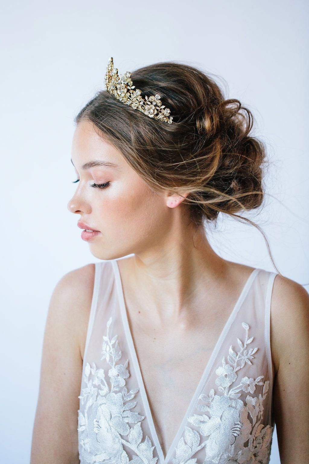 This wedding hairstyles updo truly are
