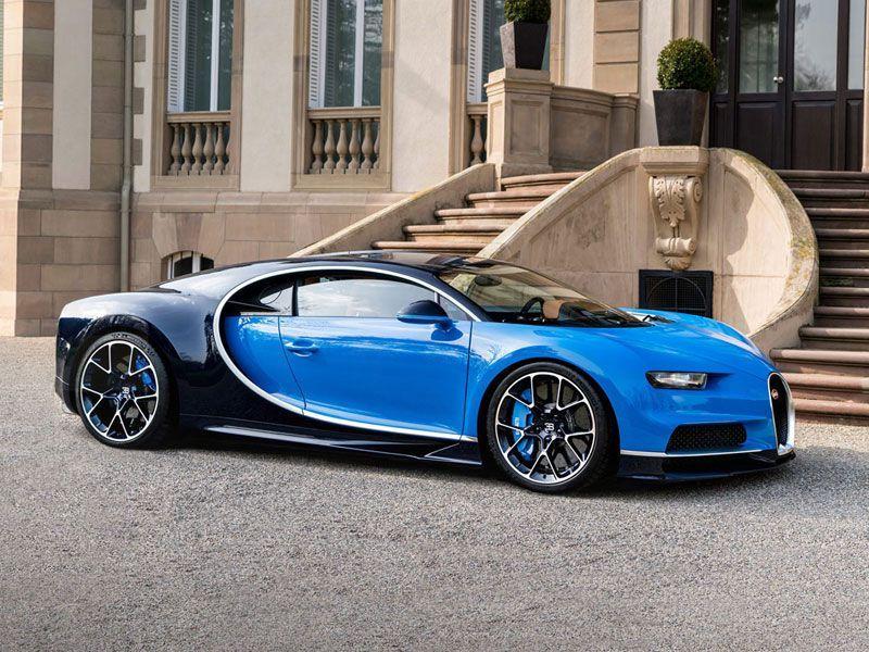 2017 Bugatti Chiron Voitures Les Plus Cheres Du Monde Des