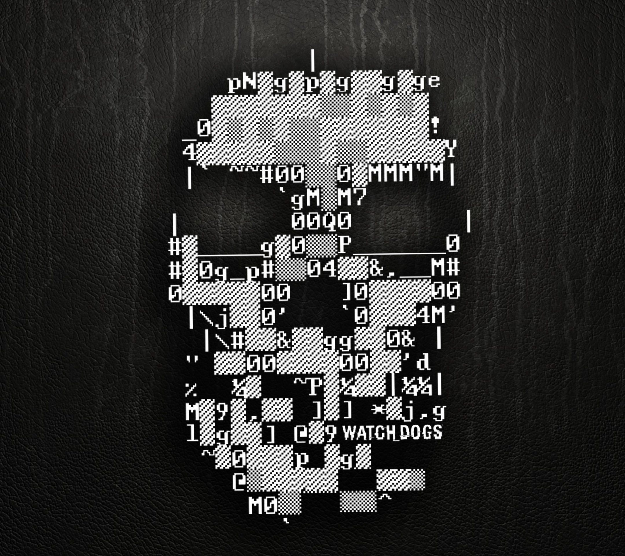 Watch Dogs Text Logo