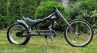 Schwinn Orange County Chopper Stingray Occ Bicycle Lot 1 Orange County Choppers Schwinn Chopper Bike