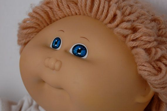 80s toys Vintage Cabbage Patch Kid Boy Doll 1983 Coleco Vintage Retro