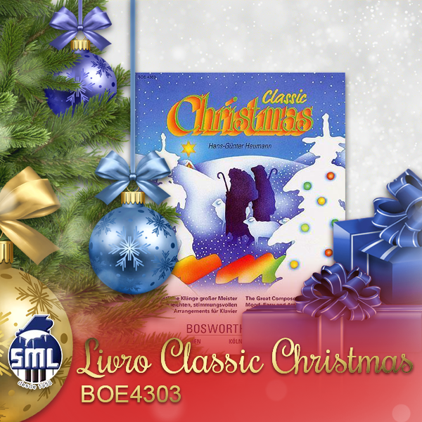 Livros com partituras, encontra no Salão Musical de Lisboa. Neste Natal ofereça música!    Veja este livro aqui: http://www.salaomusical.com/pt/vocal/597-livro-music-sales-merry-christmas-carols-book-cd-ch65406.html