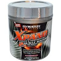 NEW! Dymatize Nutrition, Xpand, 2x Muscle Igniter, Pre-Workout Formula in Assorted Flavors