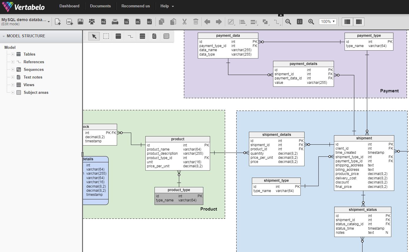 40 Awesome Best Er Diagram Tool Design , https//bacamajalah.com ...
