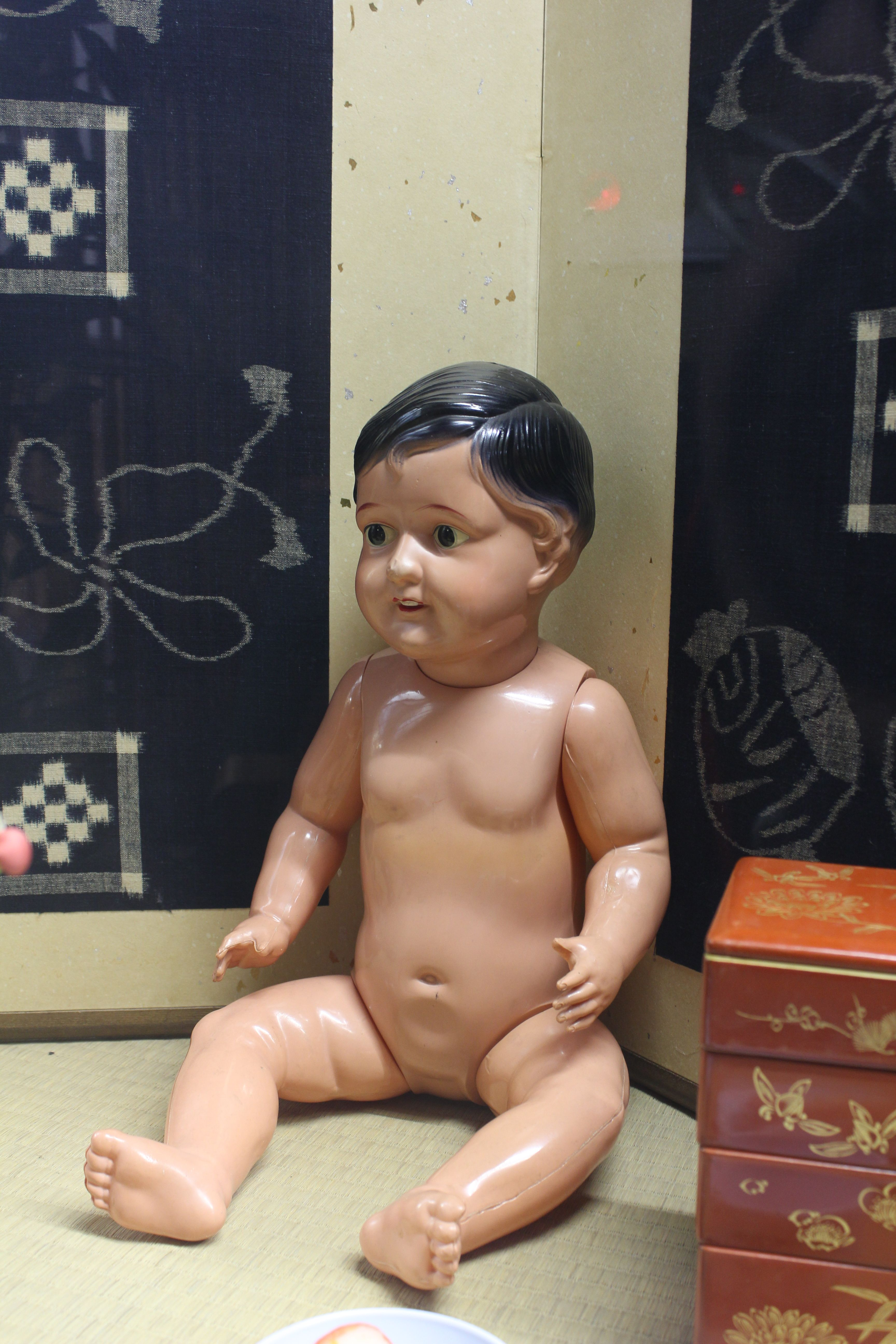 A finely crafted male doll #doll #Matsuyama