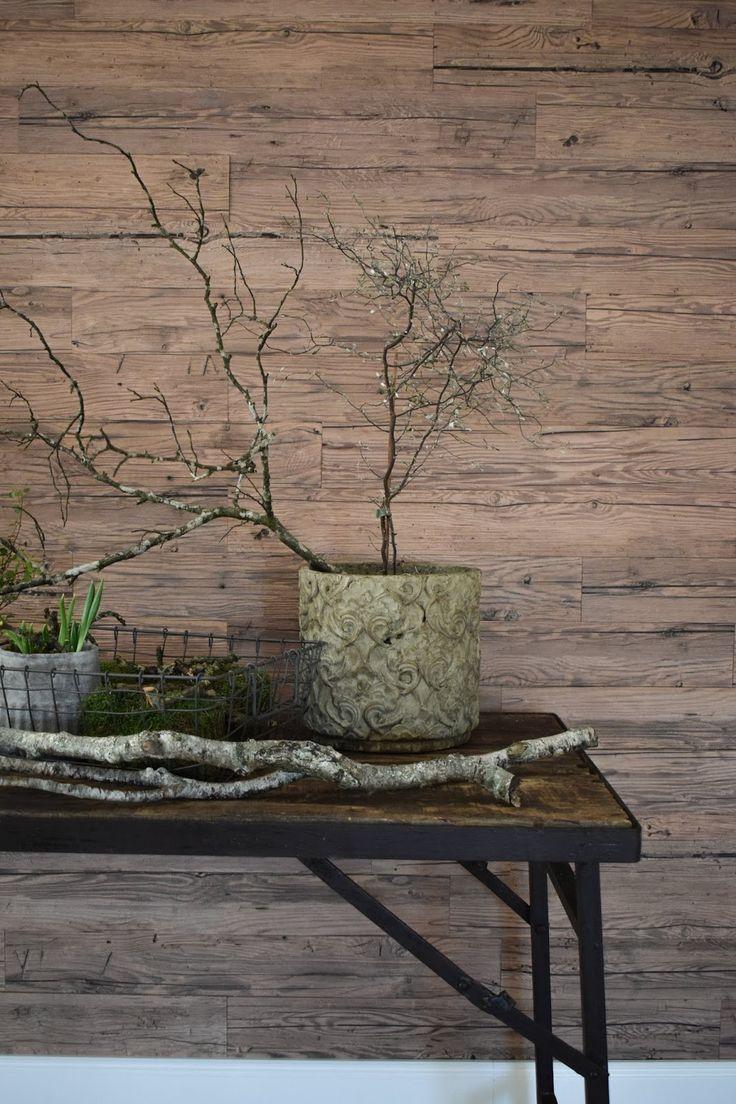 Holzverkleidung für die Wand mit Wandwood Paneele einfach ...