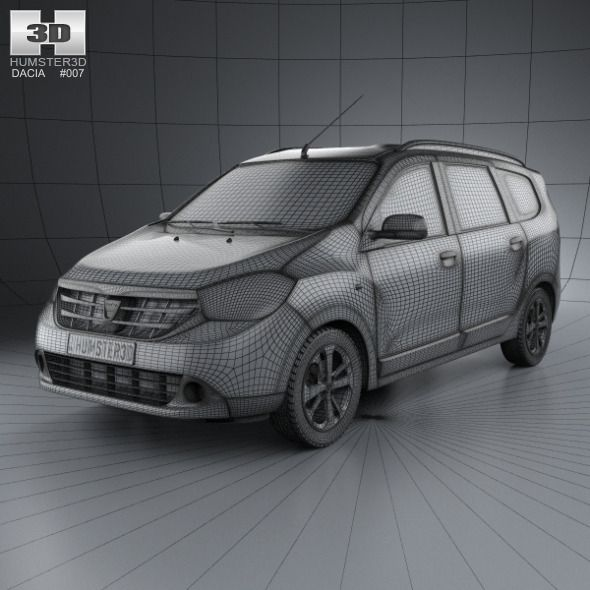 Dacia Lodgy 2012 (With Images)