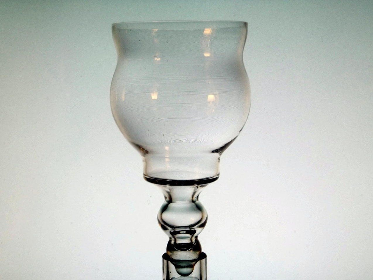 Hanging candle holder teardrop stem 5 5 inches x 3 1 8 for Used candle holders