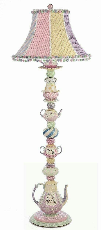 Love Love Love This Chandeliers Teapot Lamp Tea Pots