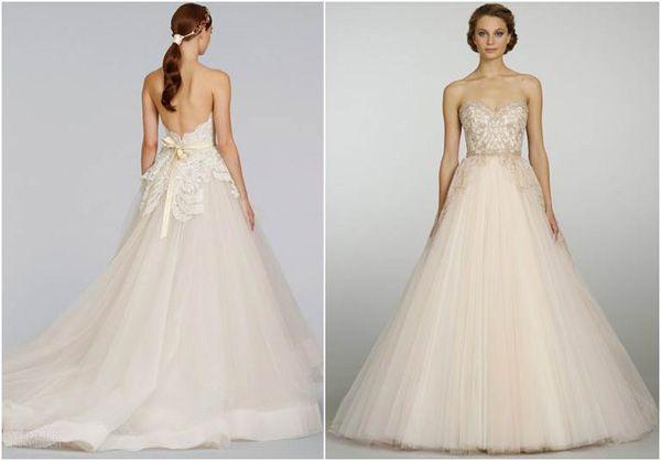 noiva delicada vestido tule - Pesquisa Google