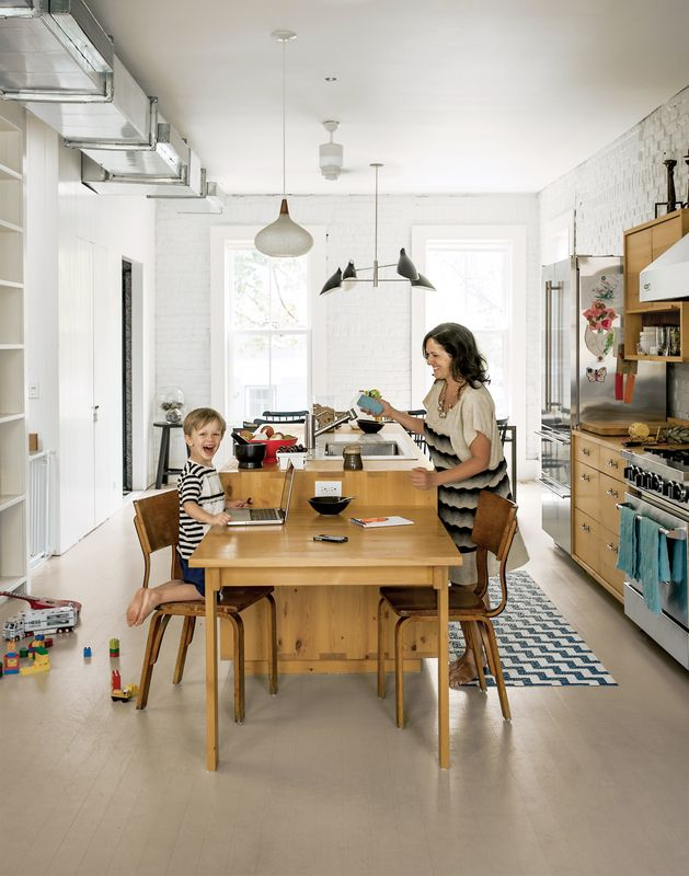 A family enlists Brooklyn design build firm MADE