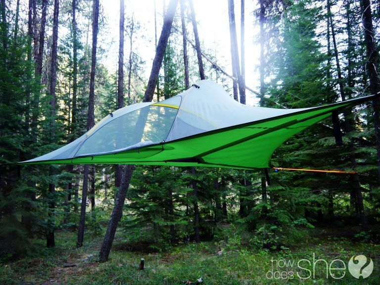 C&ing in the air - Take your c&ing experience to the next level! Treehouse on the GO C&ing in the AIR Hammock Tent u2013 no matter what you call it u2013 it ... & Camping in the air - Take your camping experience to the next ...