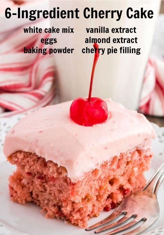 Cherry Cake
