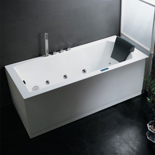 Ariel Am154jdtsz Whirlpool Bathtubs Westside Wholesale 59 X31 5 X33 9 With Everything 2053 With Images Whirlpool Tub Whirlpool Bathtub Whirlpool Bath